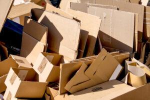 Déchets cartons Tri-Logic